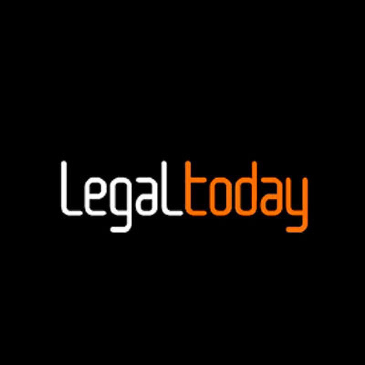 Publicación en la web Legal Today
